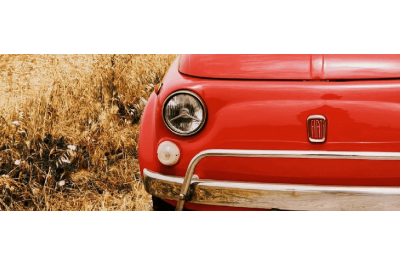 The Fiat 500 in the films of the sixties
