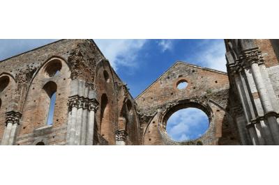 San Galgano: La vera storia della spada nella roccia