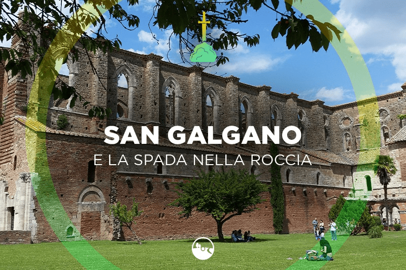 San Galgano and the Sword in the Stone