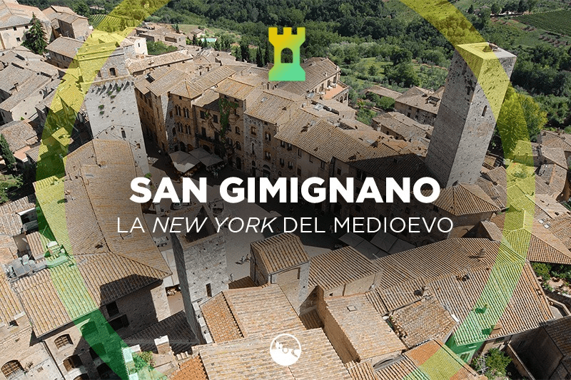 San Gimignano, the New York of the Middle Ages